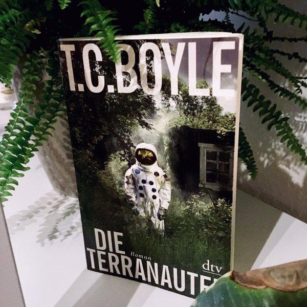 Die Terranauten Buch